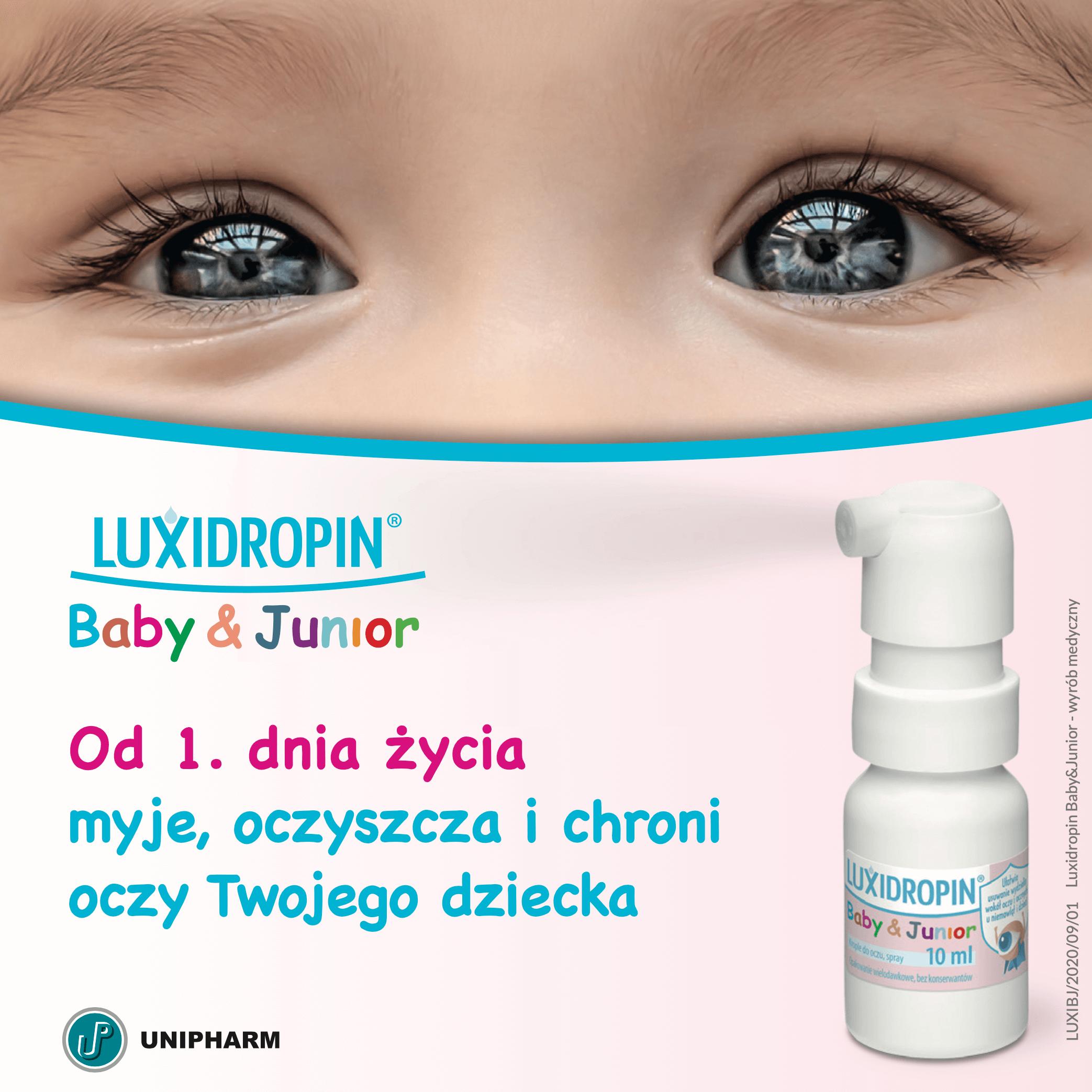 Luxidropin Baby Junior